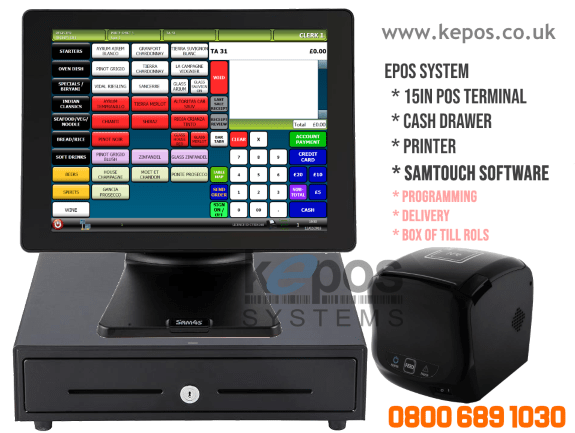 Kepos Systems Epos Till Systems For Restaurants Cafes